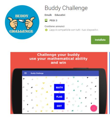 Buddy Challenge