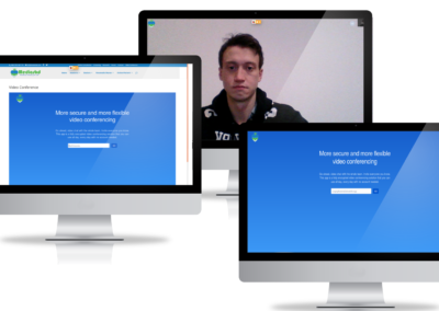 WebRTC video Conference Platform