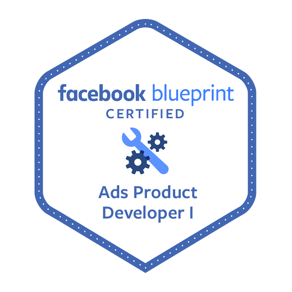 Facebook Certified Ads Product Developer